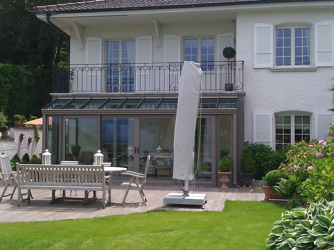 Véranda balcon Genève