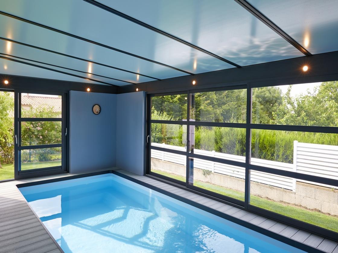 abri de piscine Genève