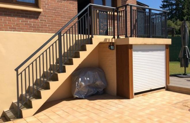 Balustrade pour escalier
