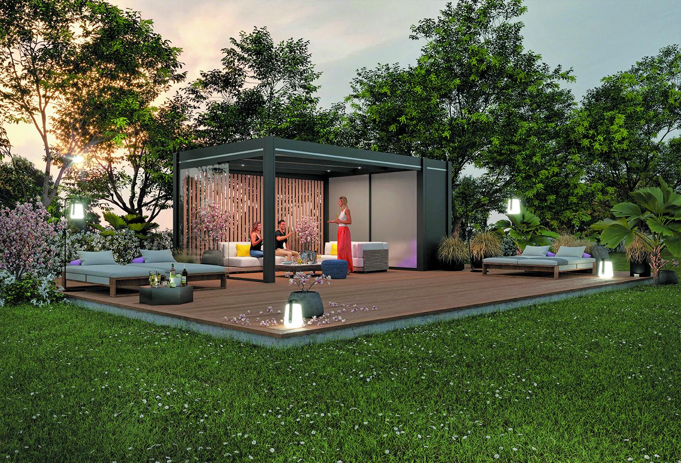 Créer une pièce à la maison