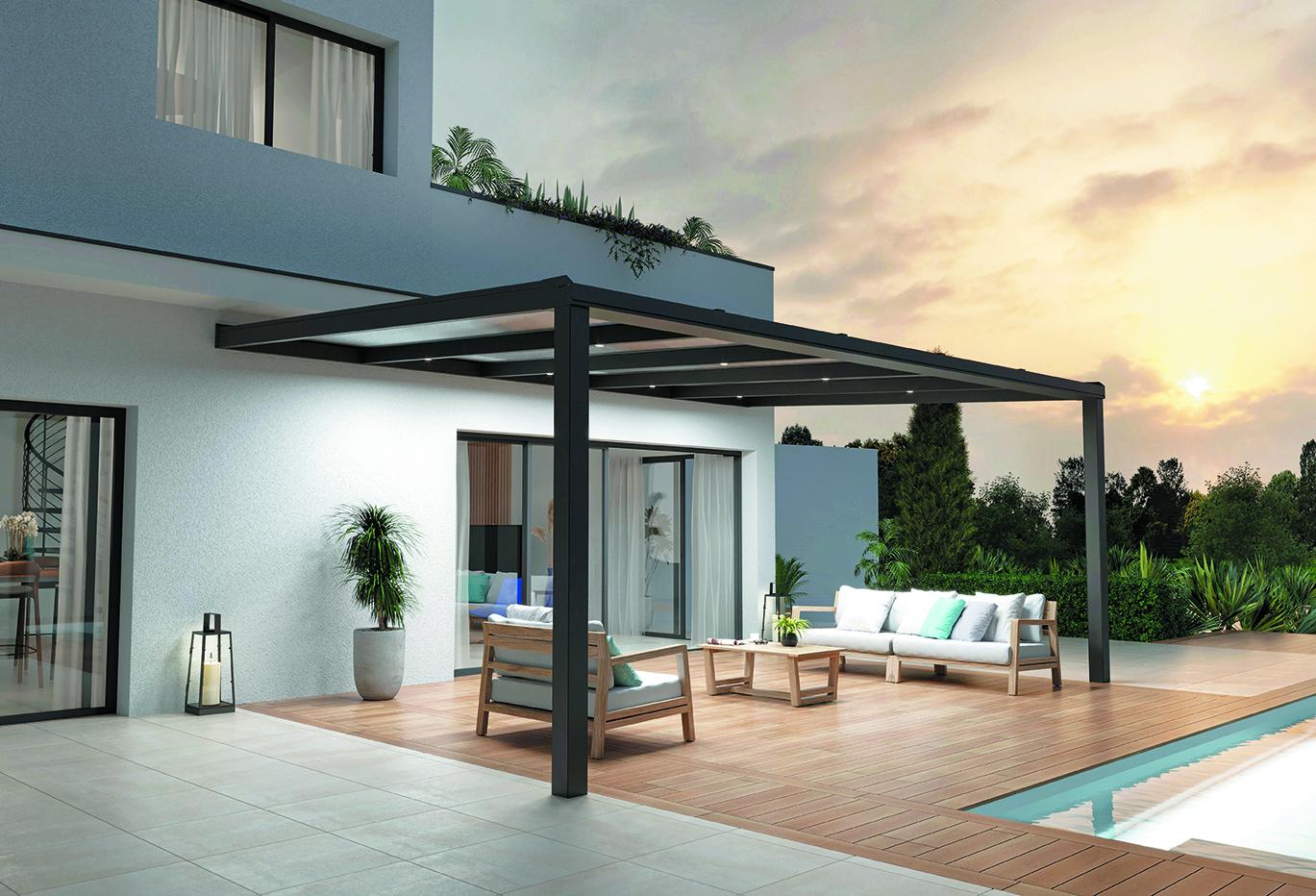 Pergola aluminium Skybox